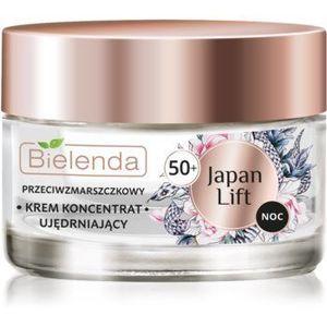 Bielenda Japan Lift crema de noapte pentru fermitate 50+ imagine