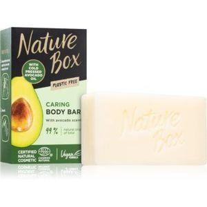 Nature Box Avocado săpun solid pentru curățare imagine