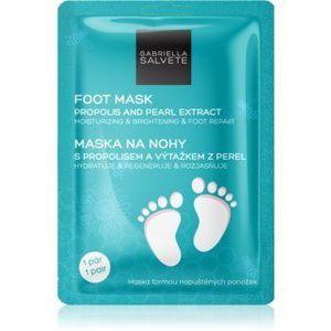 Gabriella Salvete Foot Mask mască regeneratoare pentru picioare și unghii imagine