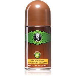Cuba Green Deodorant roll-on pentru bărbați imagine