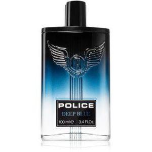 Police Deep Blue Eau de Toilette pentru bărbați imagine
