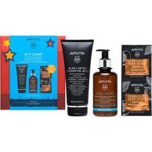 Apivita Cleansing Honey & Orange set cadou (perfecta pentru curatare) imagine
