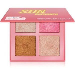 Makeup Obsession Glow Crush paletă de iluminatoare imagine