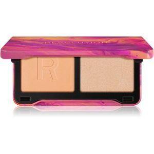 Makeup Revolution Neon Heat paletă pentru contur blush imagine